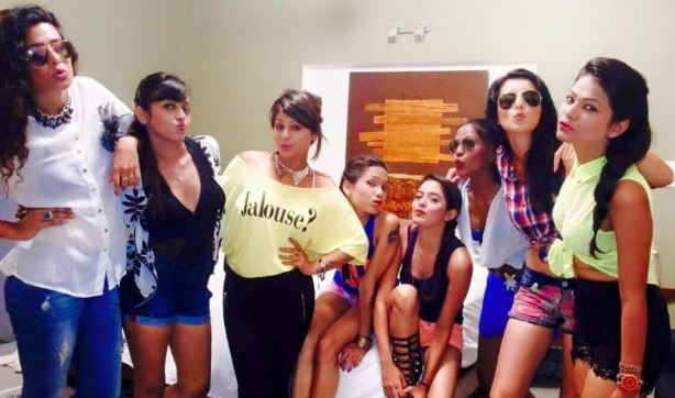 MTV Splitsvilla 9 contestants