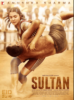 Anushka sharma as arfa in sultan