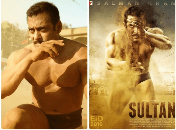 Salman khan as sultan ali khan