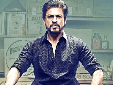 Raees Official Trailer Image