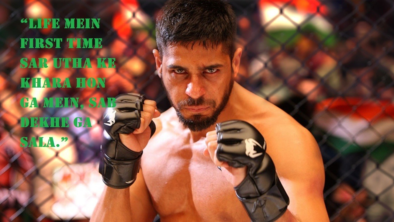 Brothers movie Best dialogues by Sidharth Malhotra