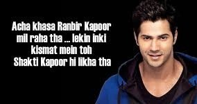 superhit dialogue of varun dhavan from main tera hero